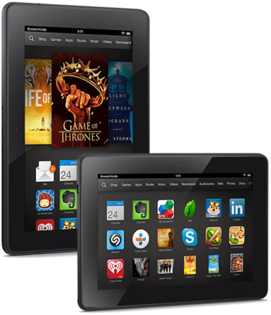 tablet Kindle Fire HDX 7
