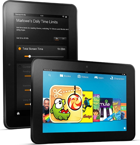 Tableta de Amazon Kindle Fire HD 8.9 Pulgadas