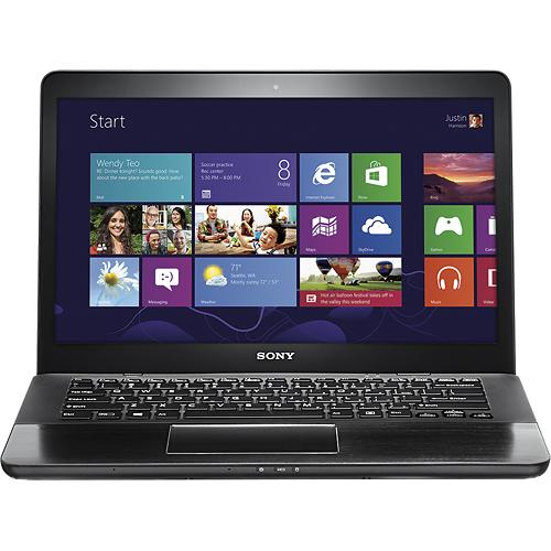 laptop de sony VAIO Fit
