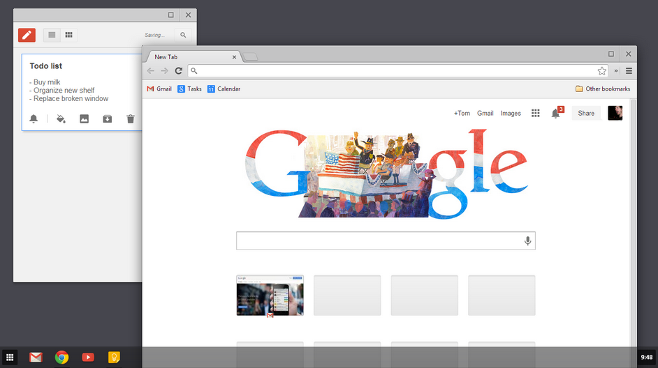Nuevo chrome 32 para windows 8