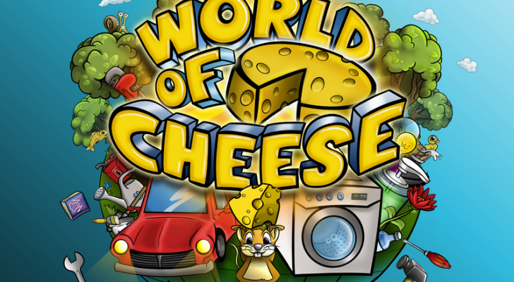 juego android World of Cheese
