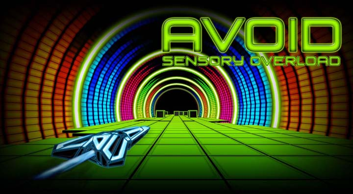 juego de android Avoid – Sensory Overload