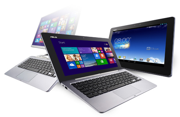 tres en uno Asus Transformer Book Trio