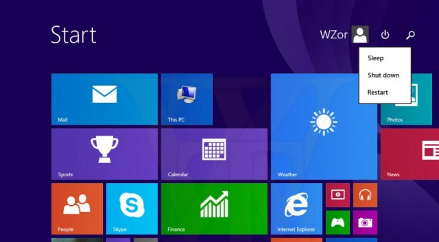 filtrada la actualización de Windows 8.1