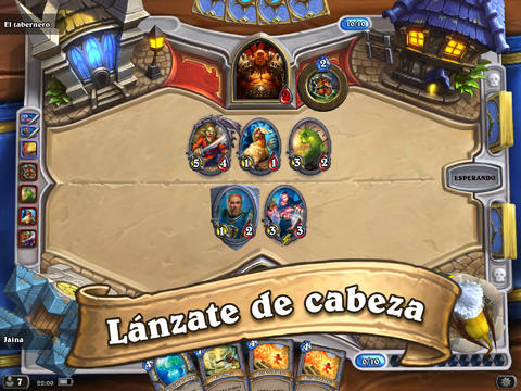 Reseña Hearthstone: Heroes of Warcraft