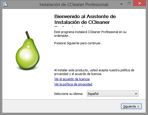 descarga ccleaner