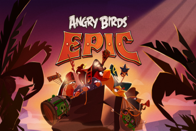 Juego Angry Birds Epic