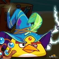Hechicero angry birds epic