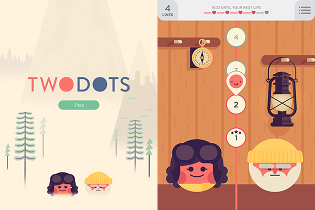 juego two dots