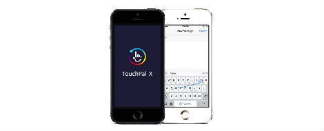touchpal para apple