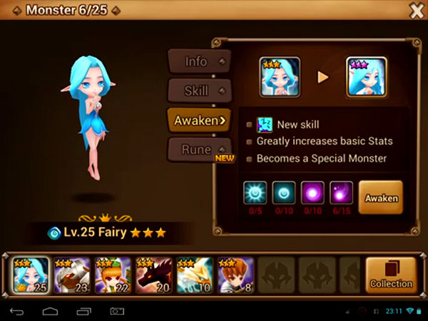 Arena Awaken Summoners War Sky Arena
