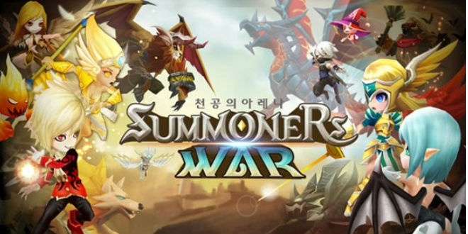 tutorial Summoners War: Sky Arena
