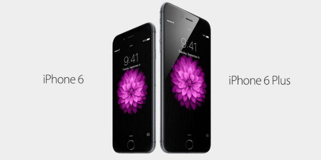 nuevos iPhone 6 & iPhone 6 Plus