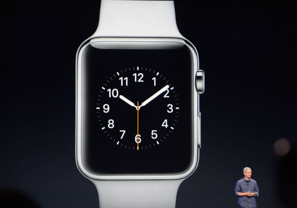 apple watch pantalla zafiro