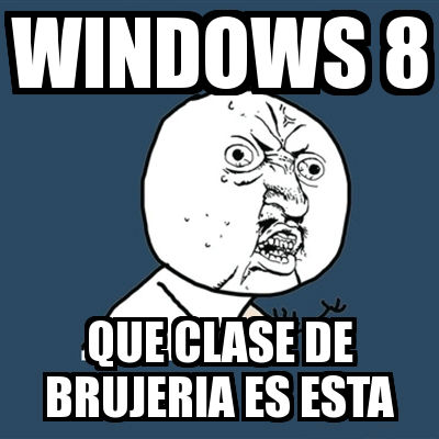windows 8 meme