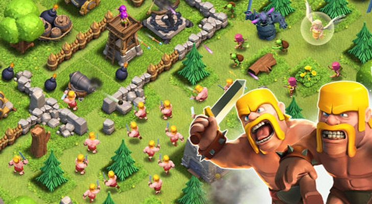 construccion de bases clash of clans
