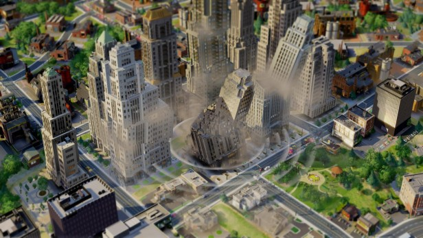 desastres simcity buildit