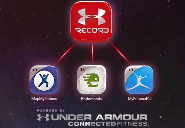 under armour compra myfitnesspal y endomondo