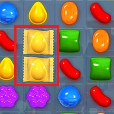 dulces candy crush saga