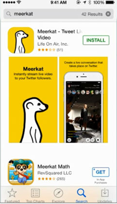 descarga meerkat