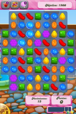 estrategia de candy crush