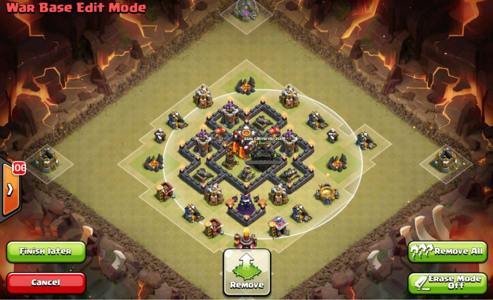 como atacar en clash of clans