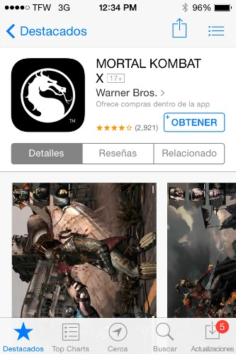 descarga mortal kombat x