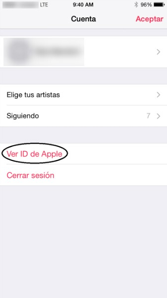 apple id de apple music