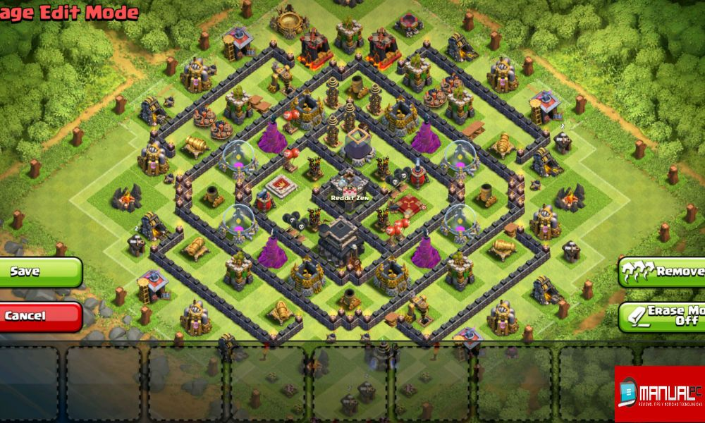 aldea farming TH8.5