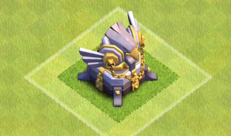 nueva defensa de clash of clans