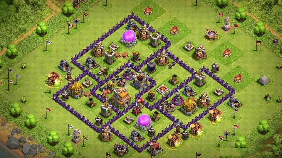 base hibrida nivel 7